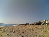 Pineda de Mar beach (02-2008).jpg