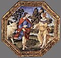 Pinturicchio - Ceiling decoration - WGA17809.jpg