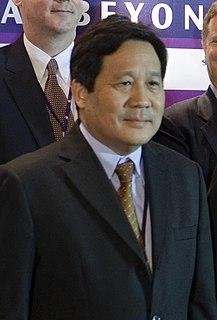 Piyasvasti Amranand Thailands Energy Minister from 9 October 2006 to 6 February 2008