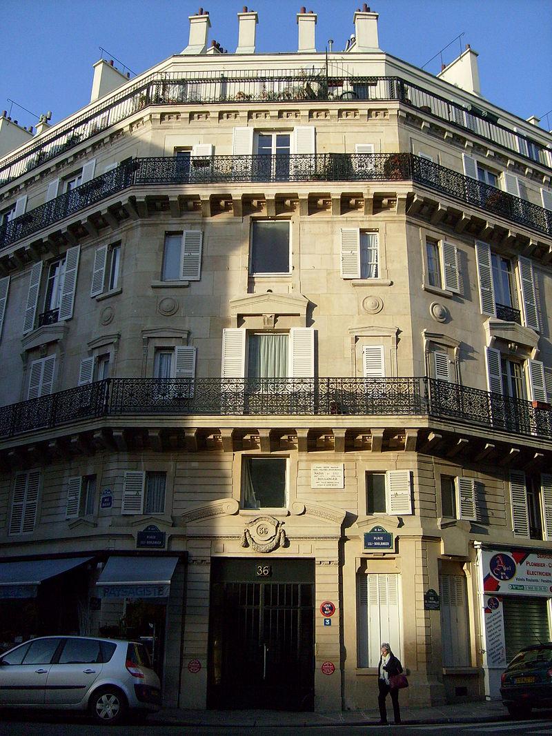 Place Lili Boulanger, Paris, France.JPG