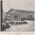 Place du Parvis en 1877, et entrée de l'Hôtel-Dieu (ancien).jpg