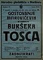 Plakat za predstavo Tosca v Narodnem gledališču v Mariboru 1. junija 1926.jpg
