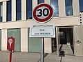 Plaque Rue Jean Wiéner - Champs-sur-Marne (FR77) - 2021-04-24 - 2.jpg
