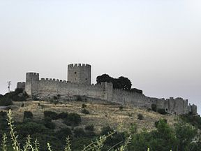 Platamon castle view.jpg