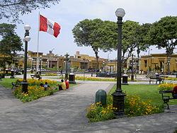 Plaza Principal de Pueblo Libre.JPG