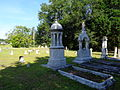Pleasant Grove Primitive Baptist Church cemetery 1.JPG