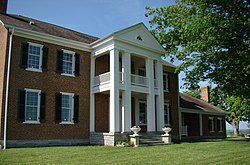 Pleasant Retreat, Gov. William Owsley House, 2.jpg