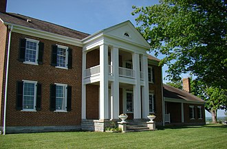 Governor William Owsley House - Governor William Owsley House