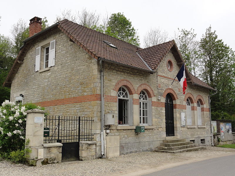 Ployart-et-Vaurseine (Aisne) mairie à Ployart