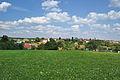 Pohled na Žďárnou od cesty na Valchov, okres Blansko.jpg