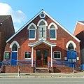 Polegate Free Church (URC), Polegate (October 2012).JPG