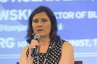 Angie Drobnic Holan American editor, journalist