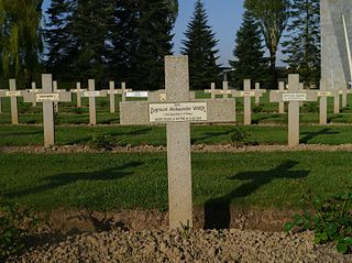 Zygmunt Aleksander Wnęk Polish soldier and military officer