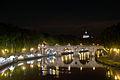 Ponte Sisto and Dome od St. Peter at Night.jpg