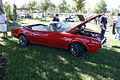 Pontiac Firebird 1967 Convertible RSideFront Lake Mirror Cassic 16Oct2010 (14854183076).jpg