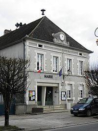 Pontigny (89) Mairie.jpg
