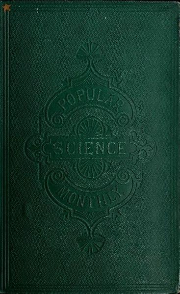 File:Popular Science Monthly Volume 1.djvu