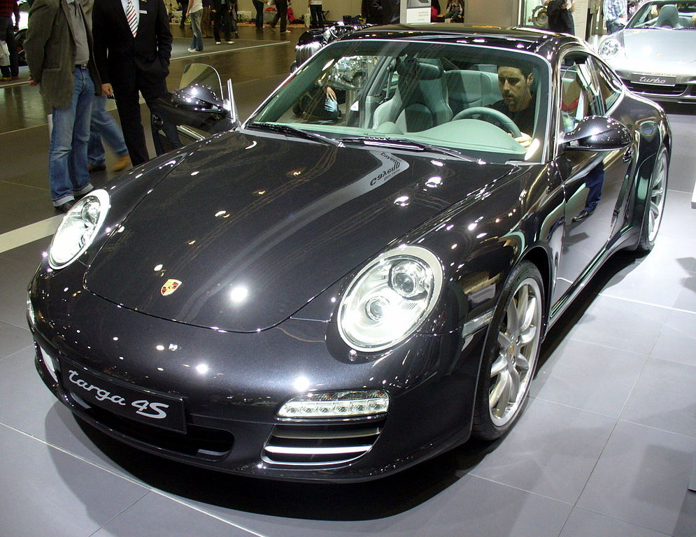 File Porsche 911 Targa 4s Facelift Jpg Wikimedia Commons