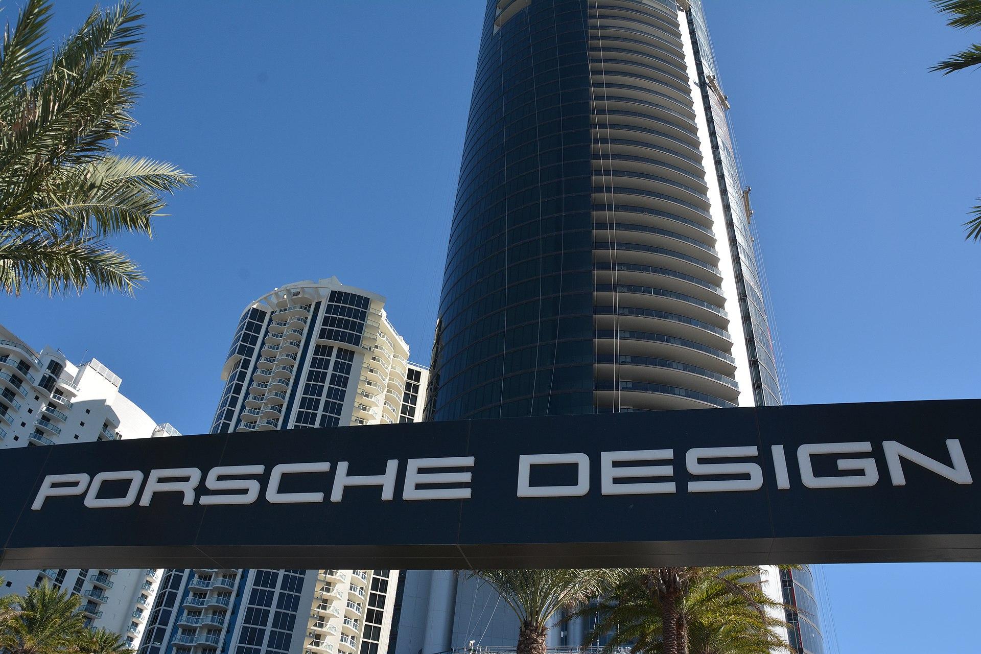 Porsche Design Tower Wikipedia