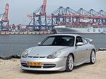 Porsche GT3 at Europort (9296177818).jpg