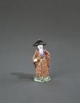 Porslin. Figurin - kines - Hallwylska museet - 89264.tif