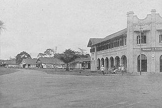 Timeline of Port Harcourt - Port Harcourt in 1930s