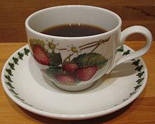 A Portmeirion Cup