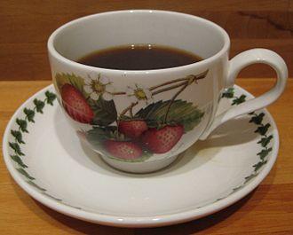 Portmeirion Pottery - A Portmeirion cup