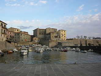 Piombino - The ancient port