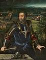 Portrait of Alfonso I d'Este, Duke of Ferrara (1476–1534), by Battista Dossi.jpg