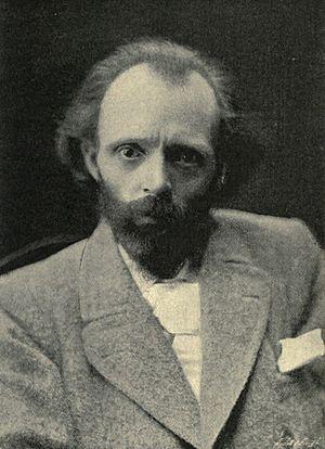 Hall Caine - Hall Caine, by H. S. Mendelssohn