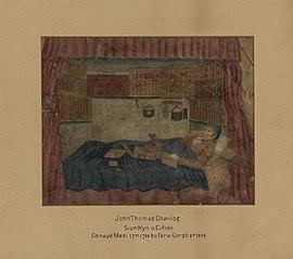 John Thomas, Chwilog, 'Sion Wyn o Eifion'