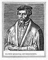 Portrait of Petrus Apianus Wellcome L0010456.jpg