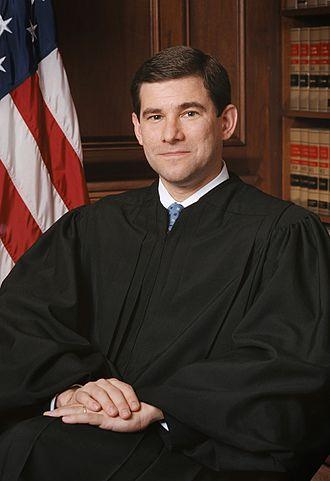 William H. Pryor Jr. - Image: Portrait of US federal judge William H. Pryor, Jr