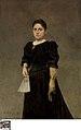 Portret van Honorine Dugardein, 1893, Groeningemuseum, 0040897000.jpg