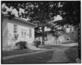 Portsmouth Naval Hospital, Medical Ward A, The Circle, Portsmouth, Portsmouth, VA HABS VA,65-PORTM,2G-1.tif