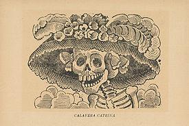 La Catrina Wikipedia La Enciclopedia Libre