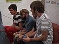 Positivus, Latvia, Jul 16, 2011 OK GO at the Positivus Music Festial (7464125716).jpg