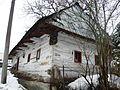 Posledná drevenica v obci bola zbúraná v roku 2013.JPG