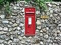 Postbox, Cerne Abbas - geograph.org.uk - 1359441.jpg
