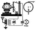 Poulsen tikker radio receiver circuit.png