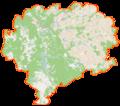 Powiat kościerski location map.png