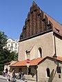 Praha, Josefov, Staronová synagoga 01.jpg