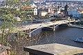 Praha, Letná, Štefánikův most II.JPG