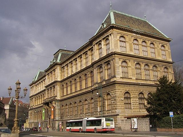 Musée des Arts décoratifs de Prague