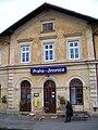 Praha-Jinonice, nádražní budova.jpg