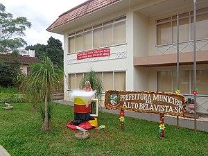 Alto Bela Vista - Image: Prefeitura Alto Bela Vista