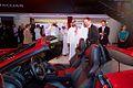 Premier Motors Unveils the Jaguar F-TYPE in Abu Dhabi, UAE (8739619643).jpg