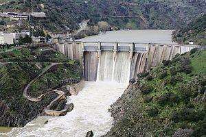 Miranda Dam - Image: Presa de Miranda