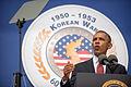 President, SECDEF, VCJC commemorate 60th anniversary of Korean War armistice 130726-D-KC128-157.jpg